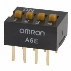 dip switch omron A6E 4104