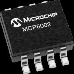 MCP6002 SMD SOIC-8