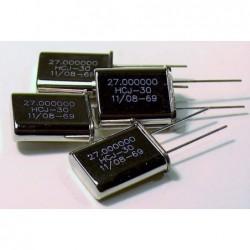 Rezonator kwarcowy 27 Mhz...