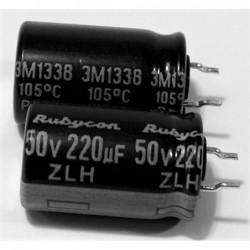 220uF 50V 105°C Kondensator...