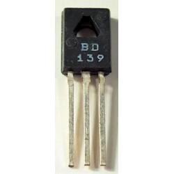 Tranzystor BD139 CEMI (10szt)