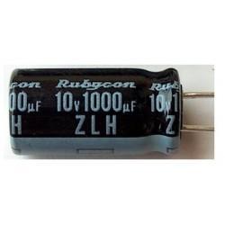 1000uF 10V 8x16  105°C...