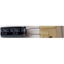 390uF 35V 105°C Kondensator...