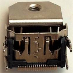 HDMI gniazdo montaż SMD