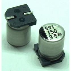 150uF 35V (10 szt.)