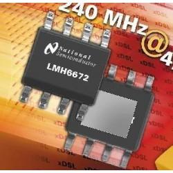 LMH6672MR,  LMH6672MA