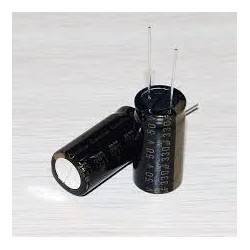 330uf 50V 10x24,5mm 105st C...