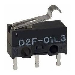 micro switch D2F-01L3 Omron